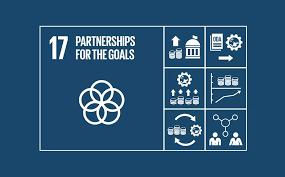 SDG 17; doeltreffender door partnerschappen