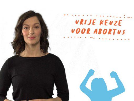 Vrije keus voor abortus