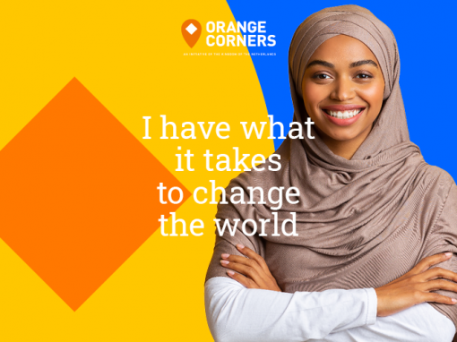 Orange Corners